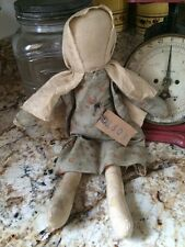 ERMA Doll Faceless Primitive Farmhouse Rustic Country Decor