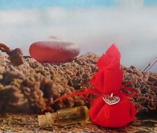 ATTRACT LOVE Mojo Gris Gris Bag w/ Potion Ritual Oil ~Wicca Witchcraft Hoodoo