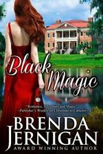 NEW Black Magic: Time Travel Romance by Brenda Jernigan Paperback Book (English)