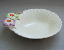 Mid Century Clarice Cliff MY GARDEN Fluted Dish perfect condition art deco