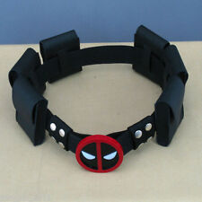 New Deadpool X-Men Superhero metal Belt Accessories Costume Cosplay Props