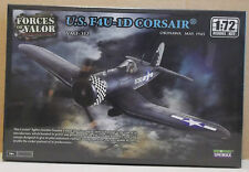 Forces of Valor U.S. F4U-1D Corsair by Unimax 1/72 Scale Model Kit, New in Box