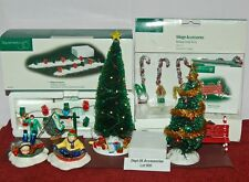 Dept.56 Accessories Lot#900 Heritage Village Great Deal Must Have Pieces