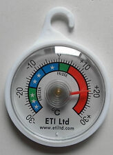 FRIDGE FREEZER THERMOMETER ROUND