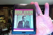 Brook Benton- Sweet and Sour Sounds- used 8 Track tape- nice shape- rare?