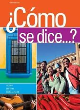NEW - Como se dice...? (World Languages)