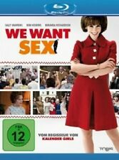 WE WANT SEX -  BLU-RAY NEUWARE SALLY HAWKINS,BOB HOSKINS,MIRANDA RICHARDSON
