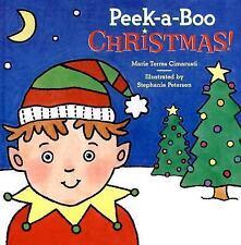 Peek-a-Boo Christmas!, Cimarusti, Marie Torres, 0525477705, Book, Good