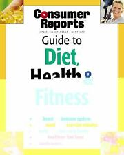 Consumer Reports - Guide To Diet Health Fitness (2015) - Used - Trade Paper
