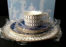 WEDGWOOD RENAISSANCE GOLD   5 PIECE PLACE SETTING  NEW IN BOX