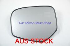 LEFT PASSENGER SIDE MITSUBISHI TRITON ML MN 2006 - 2016 MIRROR GLASS
