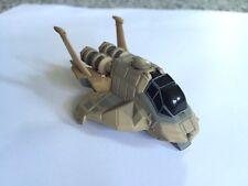 Battlestar Galactica RAPTOR Titanium loose diecast bsg colonial recon no stand