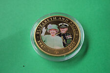 Cook Islands, Elizabeth II, Gold Plated One Dollar 2007 (Photographic)