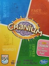 CRANIUM  THE BEST OF CRANIUM BOARD GAME BY HASBRO age 16+ ** NEW FACTORY SEALED*