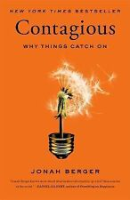 Contagious : Why Things Catch On by Jonah Berger (2013, E-book)
