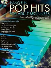 Piano Fun - Pop Hits for Adult Beginners (2012, CD / Paperback)