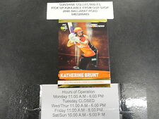 2016/17 CRICKET TAP N PLAY GOLD CARD NO.165 KATHERINE BRUNT PERTH SCORCHERS
