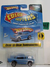HOT WHEELS COLOR SHIFTERS 2008  '57 CHEVY