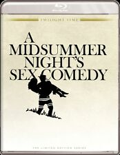 A Midsummer Night's Sex Comedy Blu-Ray - TWILIGHT TIME - Limited Edition - NEW