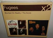 FUGEES THE SCORE + BLUNTED ON REALITY BRAND NEW SEALED 2CD SET (( SALE PRICE ))
