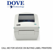 Zebra GC420D Thermal Direct Label Printer. (NOV 2012 Model)