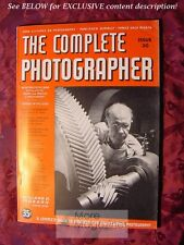 RARE The COMPLETE PHOTOGRAPHER 1942 Issue 30 Volume 5 Photography