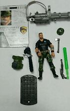 Gi Joe ROC Rise Of Cobra 2009 BENCH PRESS Toys R Us Exclusive