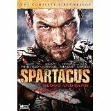 Spartacus: Blood and Sand - The Complete First Season New DVD! Ships Fast!
