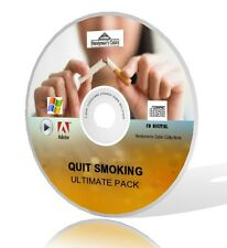 Smettere di fumare ULTIMATE PACK-Video, Audio mp3, le guide di esperti e altro ancora! DVD