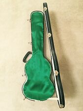GUITAR LINGERIE~EMERALD GREEN SATIN GUITAR SHROUD *FOR A GIBSON LES PAUL CASE