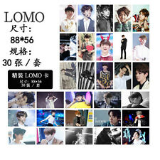 NEW 30pcs set Kpop EXO XOXO BaekHyun Lomo Card Photo Picture Poster