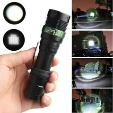 3500LM 3 Modes CREE XM-L T6 LED Zoomable 18650 Taschenlampen Wasserdicht Light