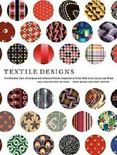 Textile Designs: Two Hundred Years of European and American Patterns Organized b