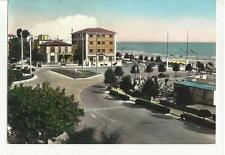cartolina primo colore di senigallia giardini piazzale della liberta'
