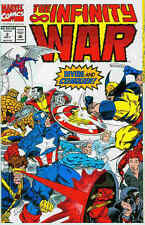 Infinity War # 2 (of 6) (Ron Lim, 52 pages) (USA, 1992)
