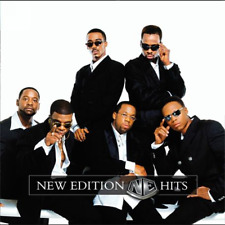 NEW EDITION-HITS  CD NEW