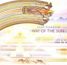 JADE WARRIOR - WAY OF THE SUN (REMASTERED)  CD NEU