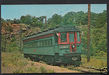 American Transport Postcard - Branford Trolley Museum, East Haven, Conn. A9887
