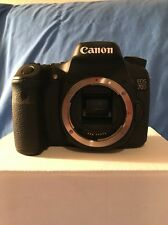 Canon EOS 70D 20.2 MP Digital SLR Camera - Black (Body Only) - FINAL PRICE