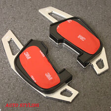 Aluminum Paddle Shift Gear Extension VW DSG Golf 7 MK7 VII GTI GTD R TSI P3as