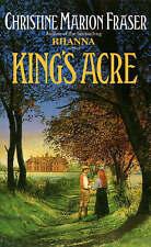 King's Acre by Christine Marion Fraser (Paperback, 1987)
