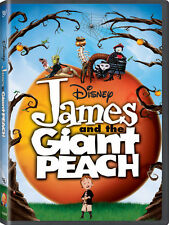 James and the Giant Peach [Special Edition] (2010, DVD NEUF) WS