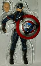 "Marvel Legends CAPTAIN AMERICA 6"" Figure Steve Rogers Civil War Exclusive"