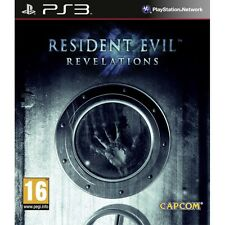 Resident Evil Revelations Game PS3 Brand New