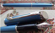Waterman HEMISPHERE Füllhalter (M) Farbe :hell-blau