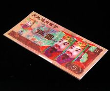 Hell Bank Note Chinese FENG SHUI Money 10 pc China Ghost Currency 5s #HBN11