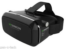 Premium VR Box 3D Video Glasses / Headset: 4 To 6.0 Inch Phones: Polarized Lens