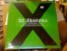 Ed Sheeran X 2xLP sealed vinyl + download