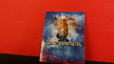 TRANSFORMERS - 3D Lenticular Magnet Magnetic Cover for BLURAY STEELBOOK