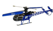Top RC Helikopter WL V915 Lama  2.4 GHz  4-CH Single Blade Hubschrauber